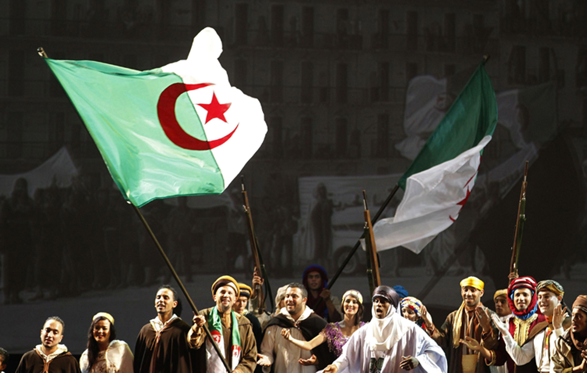algeria after independence Essay on algerian war, a chronology of the algerian war of independence after a second round of negotiations in evian not the brief policy papers free essay the.