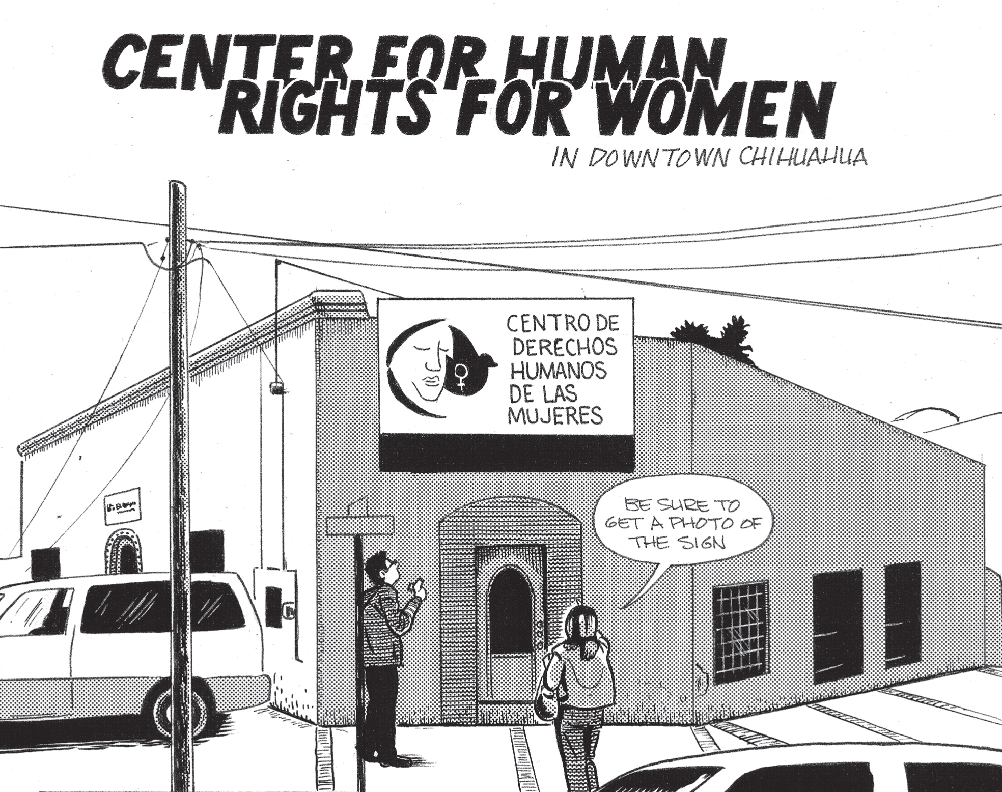 how to start a human rights organization