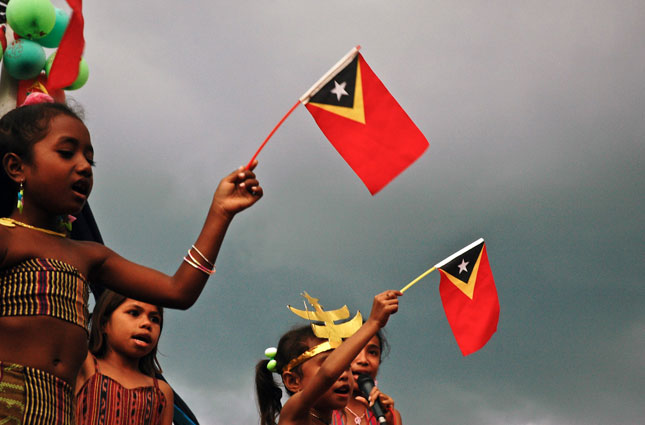 east timor turns ten  a photo essay
