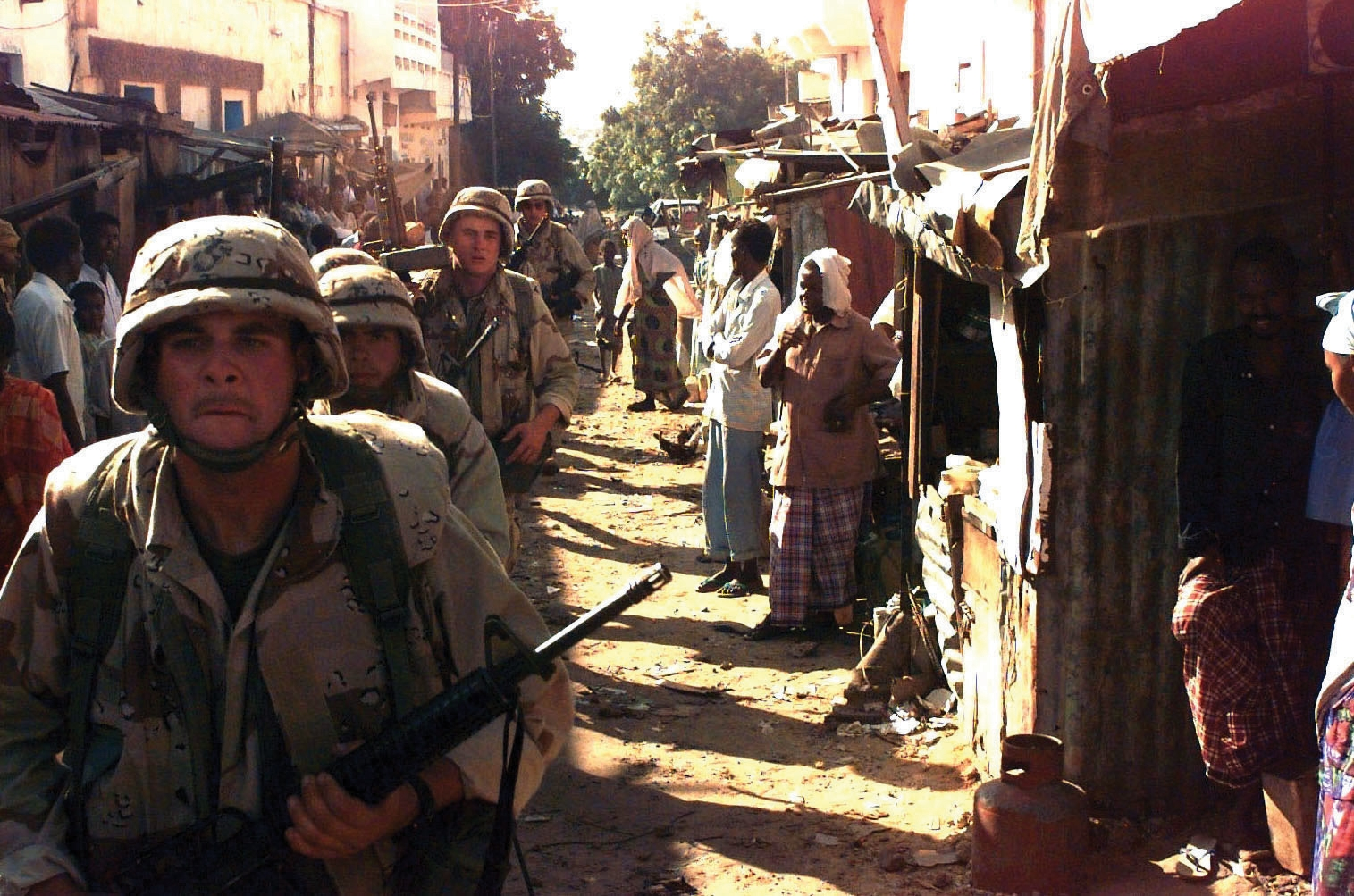 somalia battle in mogadishu essay Southeastern regional seminar in african studies  the united states intervention in somalia: a review essay of  the battle of mogadishu was merely the last.