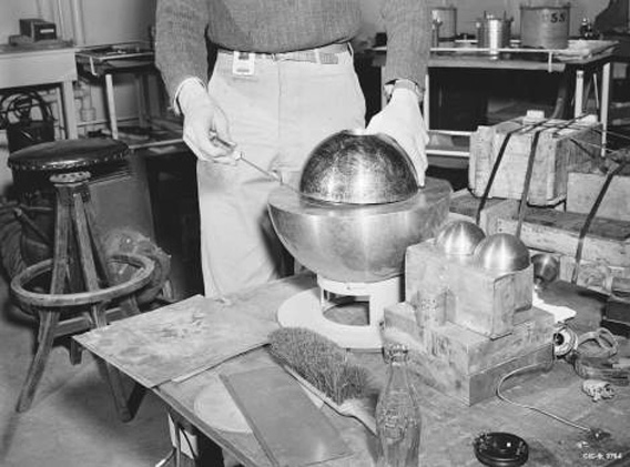 Plutonium Pits: Orbs From Hell | Warscapes - photo#32