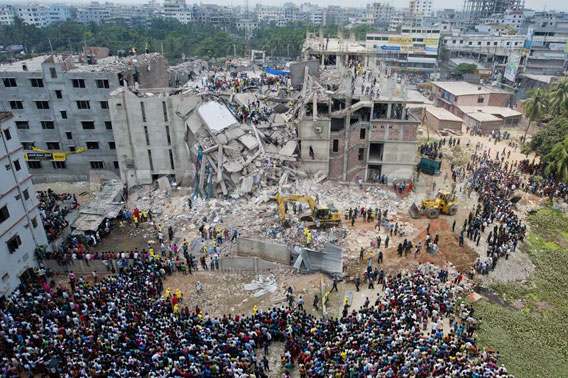 The Rana Plaza Factory Collapse One Year Later Warscapes