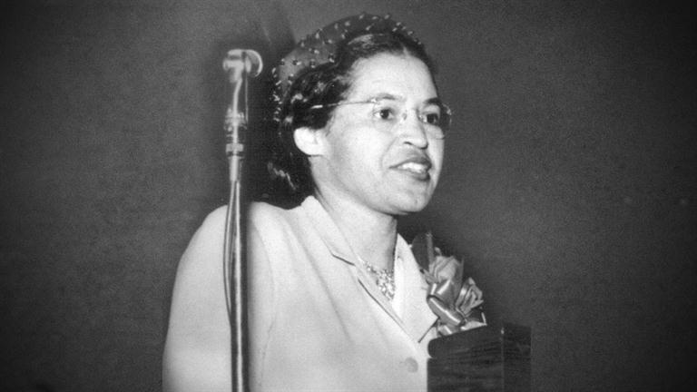 an analysis of the story of rosa parks and the civil rights movement You probably think you know the story of rosa parks, the seamstress who refused to move to the back of the bus in montgomery, ala, 60 years ago—on dec 1, 1955—and thus galvanized the bus.