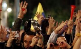 Cacerolazo contra la violencia, la primera gran protesta del año en Colombia | Archivo EFE