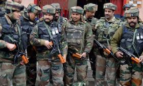 Indian troops in Kashmir kill Burhan Muzaffar Wani in a raid.